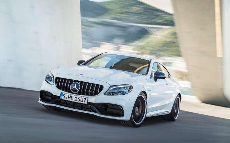 Mercedes CC