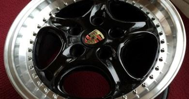Jantes Porsche : La jante RS Cup