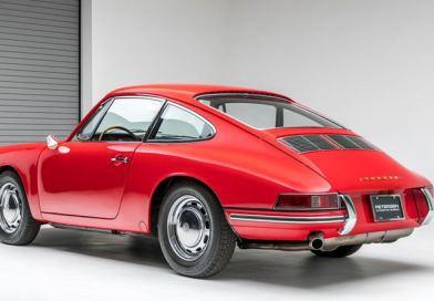 La Porsche 911 : l'originale