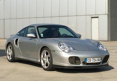 La Porsche 996