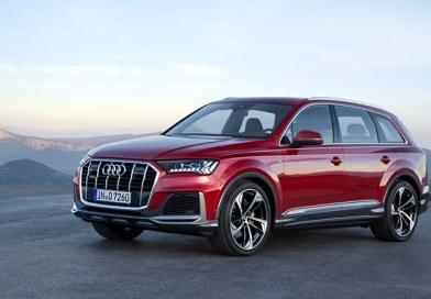 New Audi Q7 (2019)