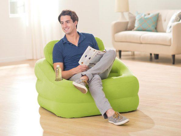 le mobilier gonflable le confort sans