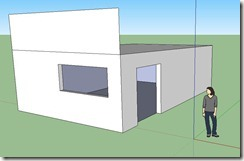 maison sketchup