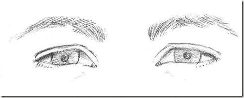 comment dessiner les yeux 2