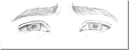 comment dessiner les yeux 3