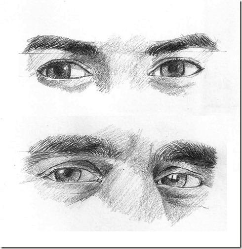 dessiner sourcils 7