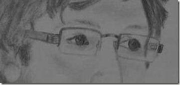 dessin brigitte lunettes