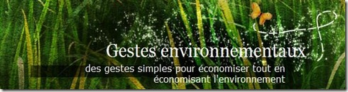 logo gestes environnementaux