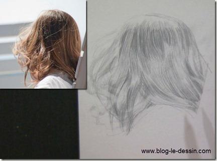 dessiner cheveux11