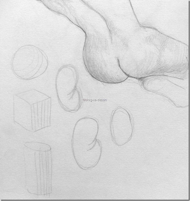 apprendre à dessiner par étape 4