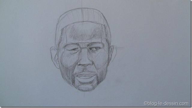 dessiner portrait avec surfaces 10