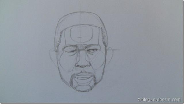 dessiner portrait avec surfaces 7