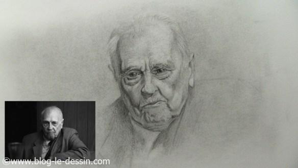 comment dessiner un vieil homme final