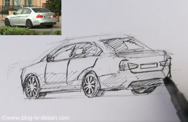 dessiner voiture sportive 15.JPG