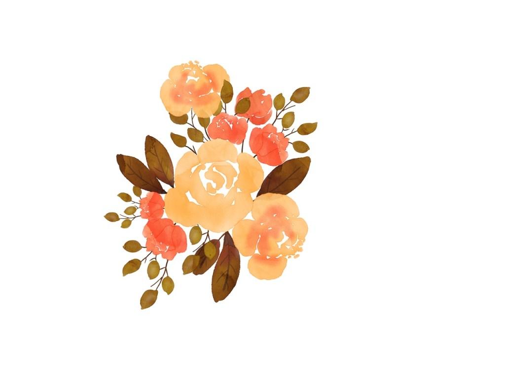 signification dessin fleurs
