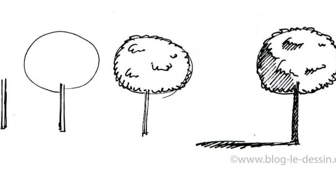 dessiner un arbre