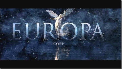 Logo d'EuropaCorp, la société de Luc Besson qui assure la distribution de The Cove en France
