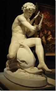 SamwiseGamgee69 - Arion assis sur le dauphin, Musée d'Orsay