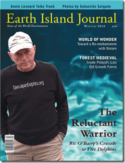 Earth Island Journal - Richard O'Barry, The Reluctant Warrior