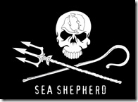 Logo du Sea Shepherd