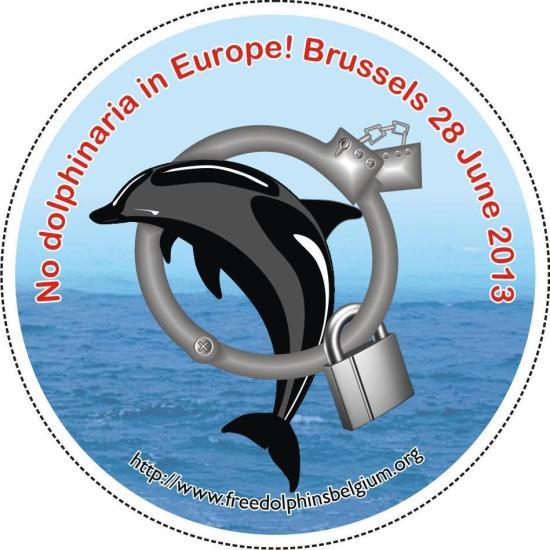 Non aux delphinariums : tous à Bruxelles le 28 juin 2013 !