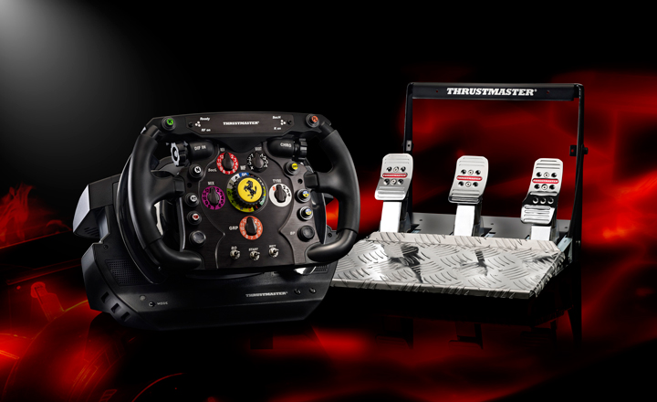 Thrustmaster Ferrari F1 Wheel PS3 Aussi En Version Intgrale
