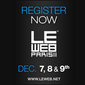 LeWeb'11 : SoLoMo, entendez par là : Social Local Mobile