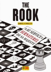 the rook, au service surnaturel de sa majeste