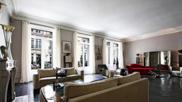 Limmobilier de luxe  Paris  une reprise lente pour un large choix