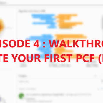 Deep dive into Power Apps Component Framework – Part 4 : Walkthrough to create your first PCF (based on a field)!