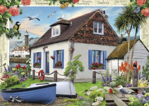 Fishermans Cottage 1000 piece Jigsaw puzzle