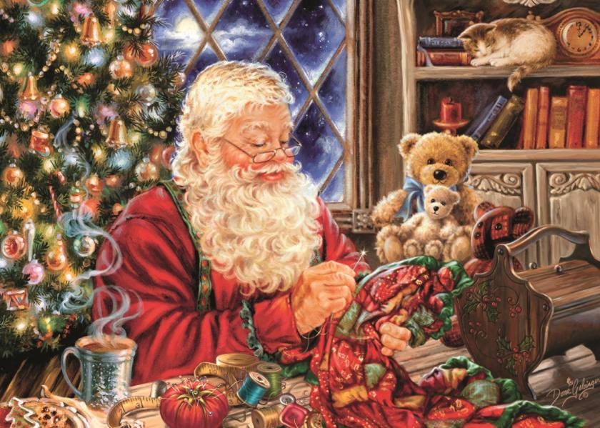 all-ready-for-christmas-2-x-1000-piece-limited-edition-jigsaw-puzzles