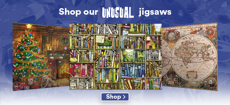 Unusual jigsaw puzzles