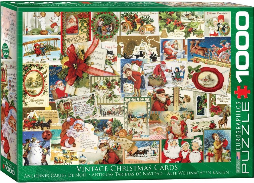 vintage-christmas-cards-1000-piece-jigsaw-puzzle