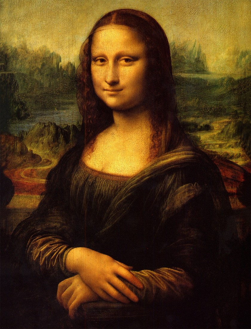 Mona_Lisa_ jigsaw_puzzle_artist_collection
