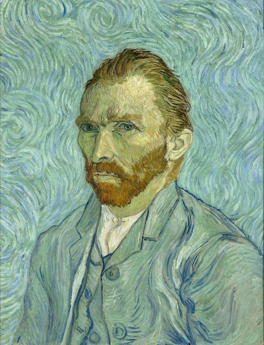 Self_Portrait_Vincent_van_Gogh_jigsaw_puzzle