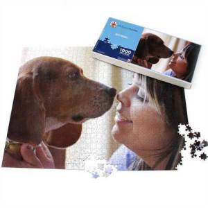 Personalised Photo 1000 Piece Jigsaw Puzzle