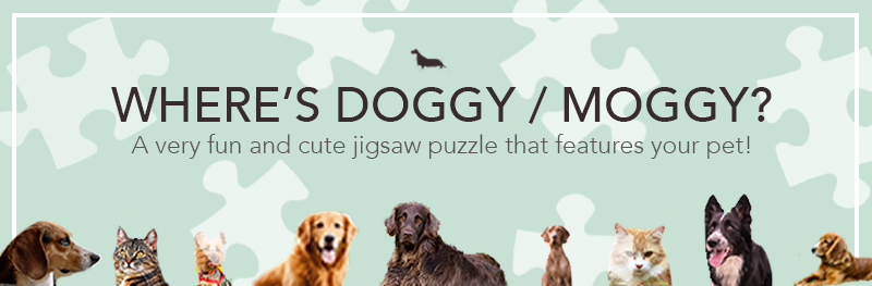 Personalised Pet Jigsaw Puzzles