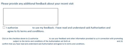 feedback auth