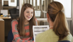 teen interview