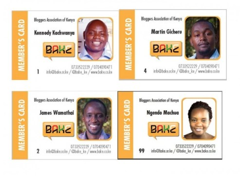 BAKE Membership Card, BAKE, Members, BAKE members, Registration, Photography Bloggers