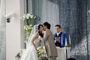 福岡 チャペル挙式 ブライダル撮影 ウエディングアルバム ブライダル写真 結婚式の写真 結婚準備 0358