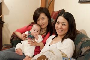 福岡 マタニティ花嫁 赤ちゃんの写真 0358