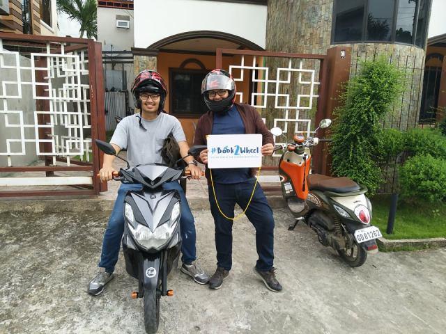 Rent motorbike Hanoi