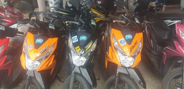 Scooter rental Cebu2021