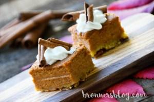 Pumpkin Pie Loaf Recipe