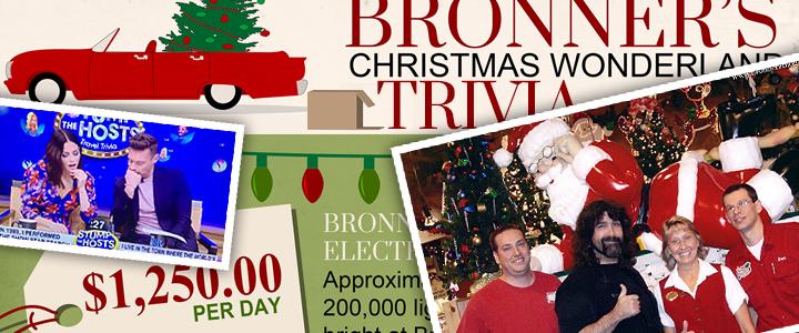 Bronner's Trivia