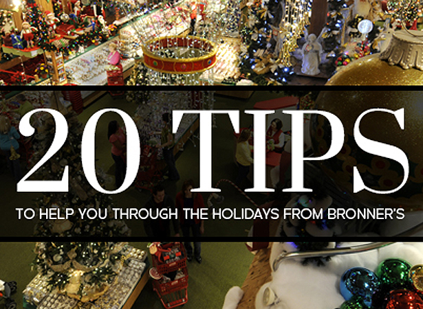 20 Top Christmas Tips