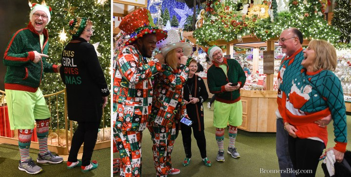 The Frankenbunch Reveal Their Best Christmas Cheer Gear