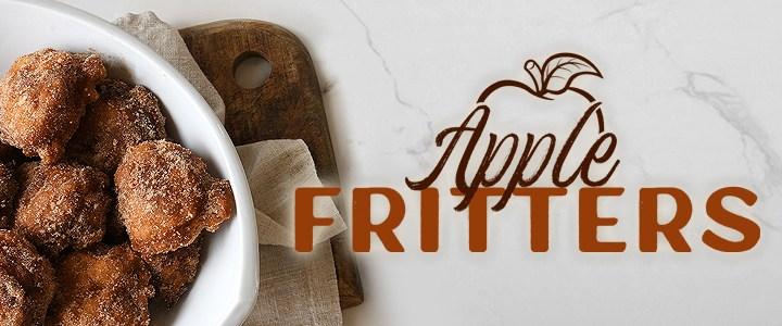 Apple Fritters Recipe – Bronner's Breakfast Club